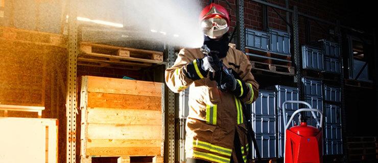 Conheça os Sistemas de Combate a Incêndio CAF da AFT